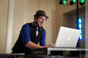 Raleigh Wedding DJ Jason Huggins
