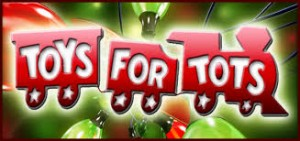 holiday - toys for tots